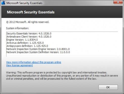 Microsoft security essentials vista 2019 free download | antivirus.