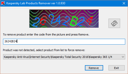 kavremover exe free download
