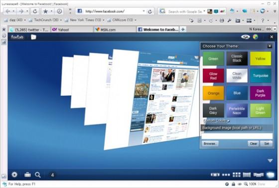 lunascape orion browser