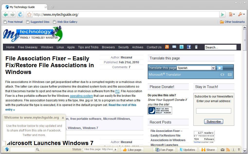 Dragon Internet Browser