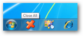 Close Several Applications In Windows In One Step