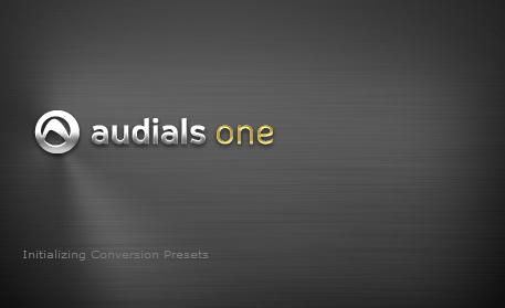AudialsOne 8 Splash