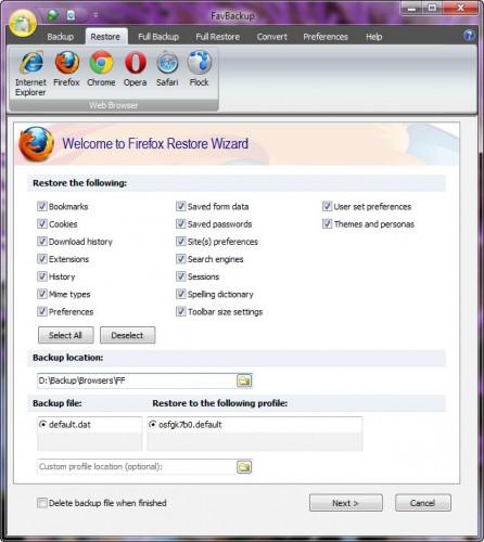 favbackup-restore-browser-settings-data