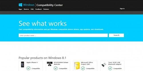 microsoft-windows-compatibility-center