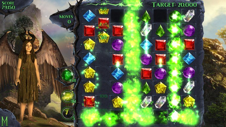 Disney's Maleficent Free Fall Available For Windows, Windows