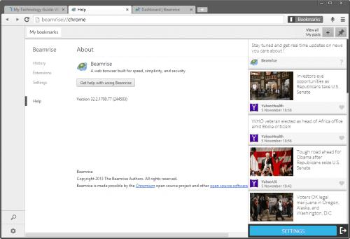 beamrise-alternative-web-browser-for-windows