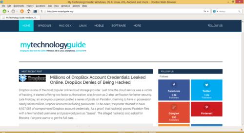 dooble-web-browser